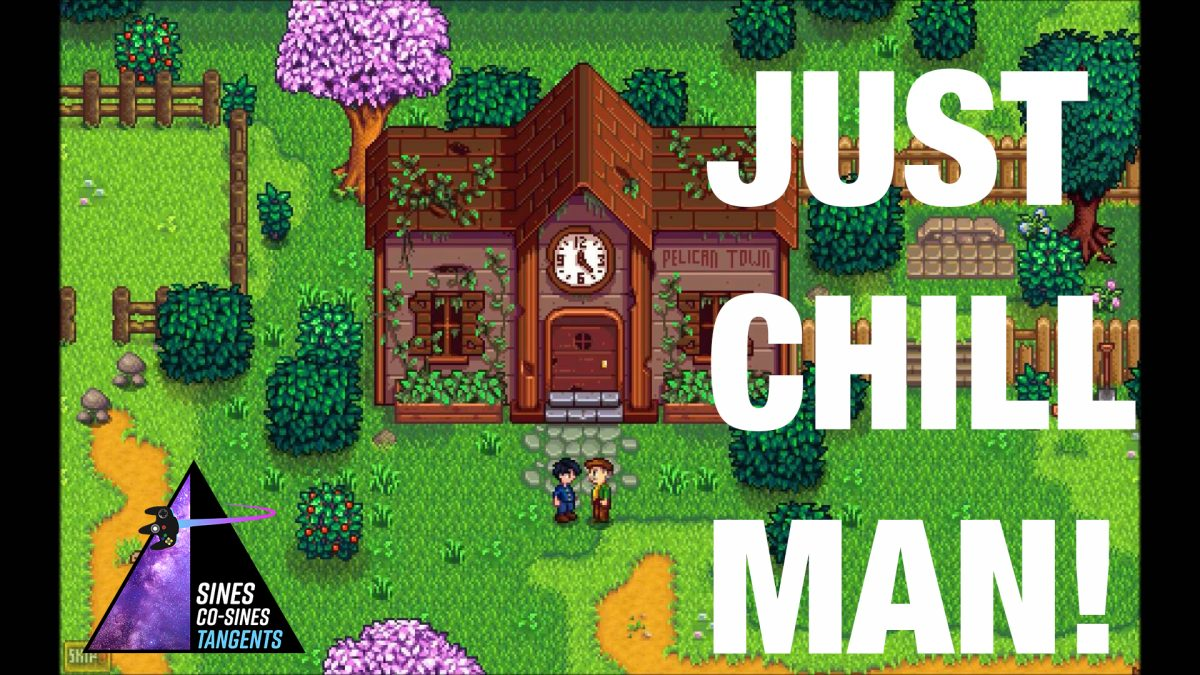 Episode 19: Just Chill Man