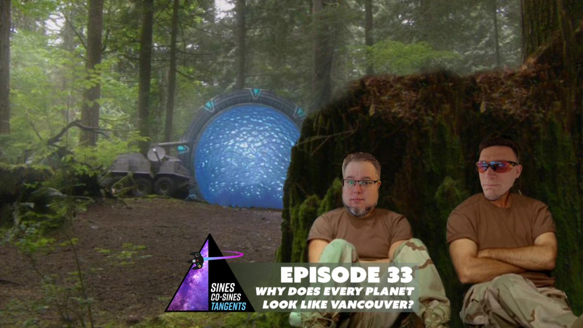 Episode 33: Why Does Every Planet Look Like Vancouver?